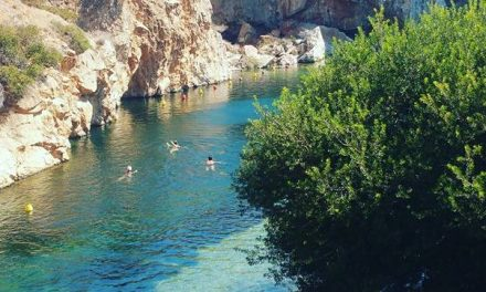 Lake Vouliagmeni: An Oasis in Athens
