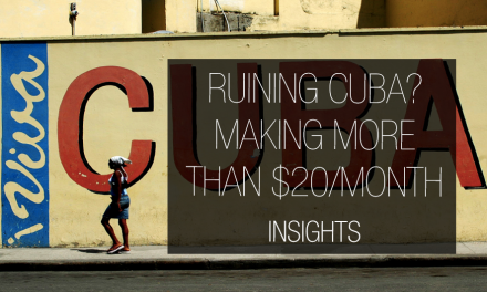 Havana Mania and the Ruin of Cuba