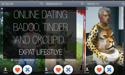 When Online Dating and Travel Collide