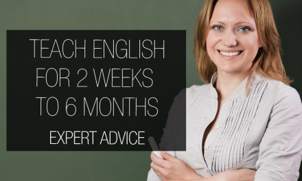 Teach Abroad from Two Week to Six Months