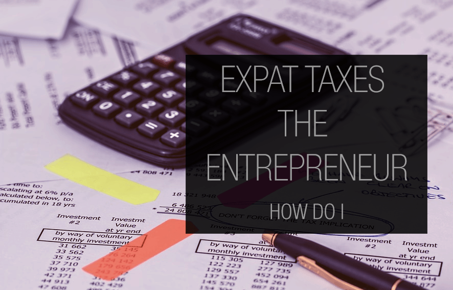 US Taxes for Entrepreneurs