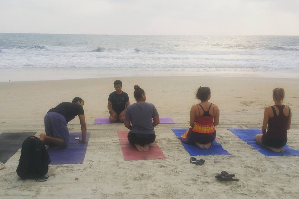 Yoga & Ayurveda Paradise at Lotus Goa