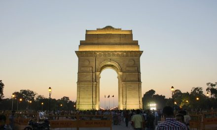 Managing the Risk in New Delhi