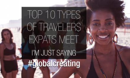 Why Everyone Who Travels Can't Be in My Tribe