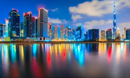 Why live in DUBAI?