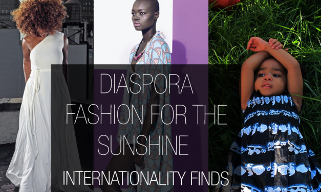 Afropolitan Fashion for the Sunshine