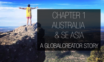 Give Back Along the Way Australia and East Asia