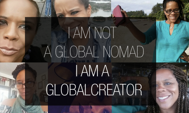 I'm Not a Global Nomad