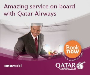 Fly Qatar Airways