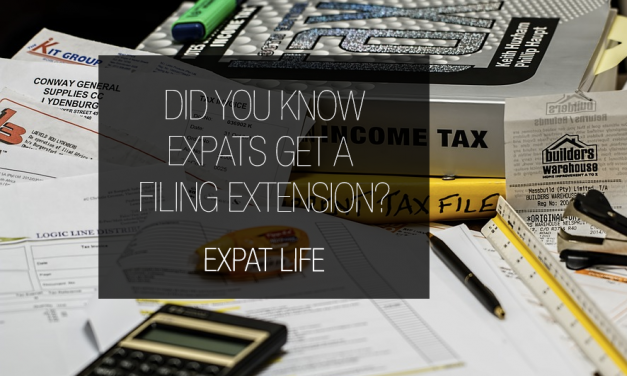 The IRS and the US Expat