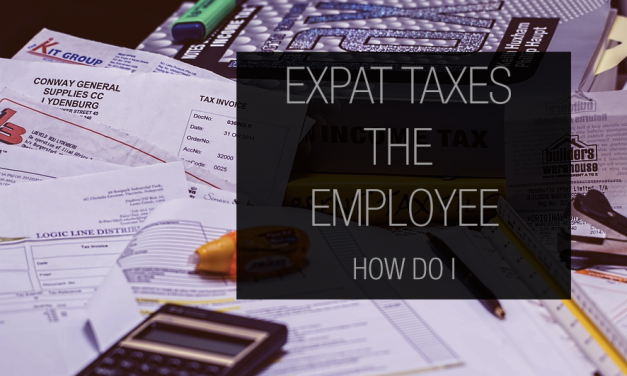 US Taxes for Employees